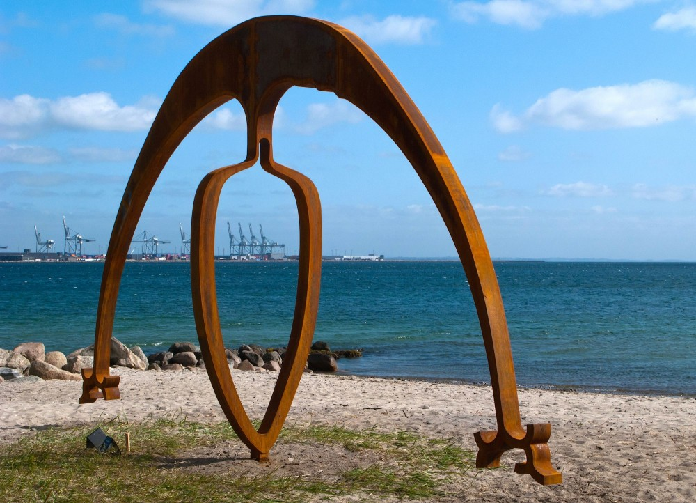 Sculptures by the Sea, Aarhus 2009 (foto: Rune Engelbreth Larsen)