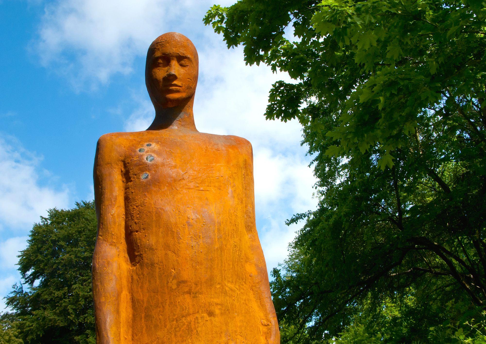 Sculptures by the Sea, Aarhus 2009 (foto: Rune Engelbreth Larsen)