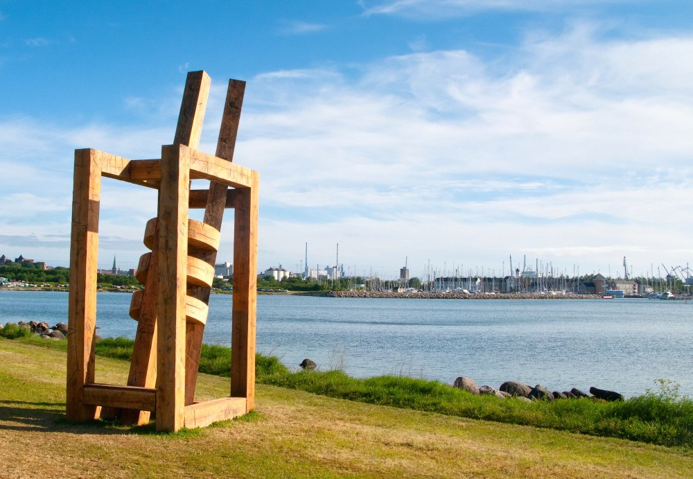 Sculptures by the Sea, Aarhus 2011 (foto: Rune Engelbreth Larsen)