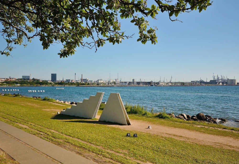 Sculptures by the Sea, Aarhus 2015 (foto: Rune Engelbreth Larsen)
