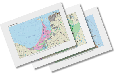 Download naturkort fra Den danske naturs genkomst