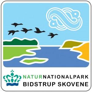 Potentielt logo for Naturnationalpark Bidstrup Skovene