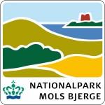 Nationalpark Mols Bjerge, logo, skilt