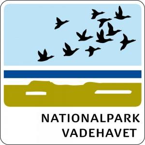 Nationalpark Vadehavet, logo, skilt