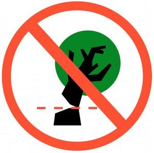 Vildskov – stop motorsavene
